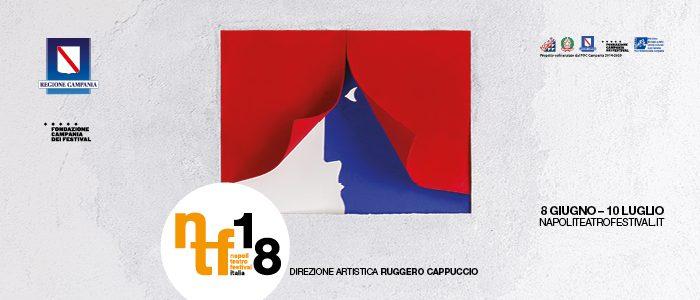 L'arrivo del Napoli Teatro Festival Italia 2018