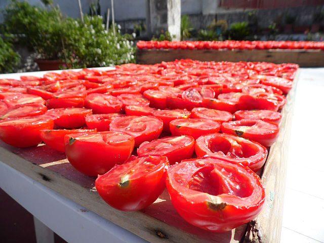 L'elogio dei pomodori