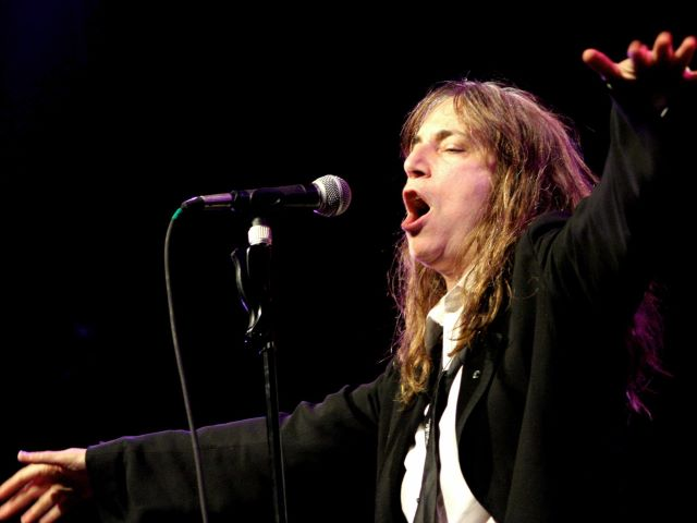 L'empatia secondo la sacerdotessa del rock Patti Smith