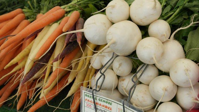 L'importazione dei prodotti bio