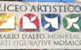 L'inaugurazione del 'Museo del Mosaico'