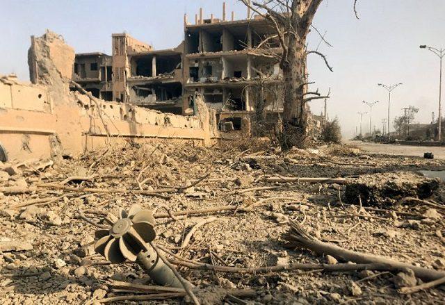 L'inferno Siriano