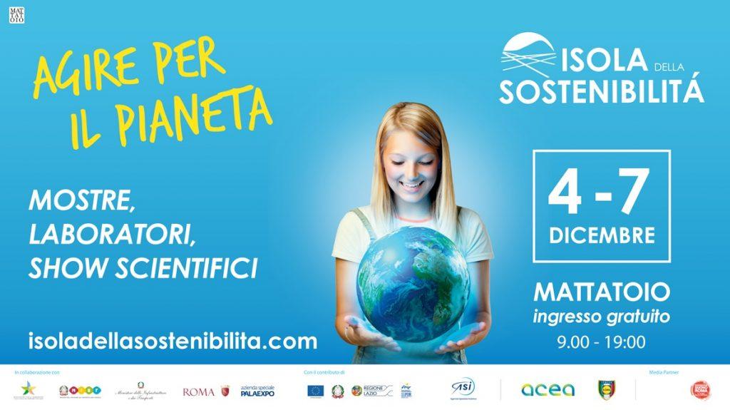 L'Isola della Sostenibilità a Roma