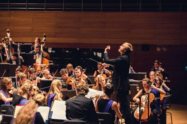 L'orchestra dei giovani dell'UE