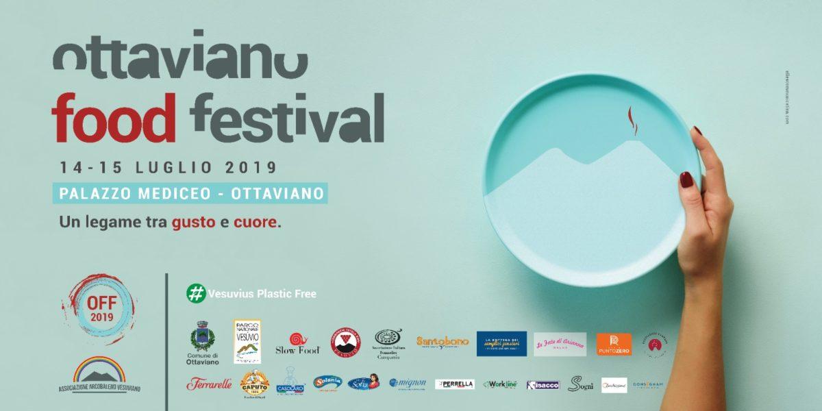 L'Ottaviano Food Festival si fa plastic free