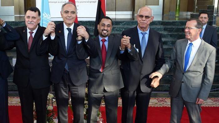 L'UE e l'accordo con la Libia