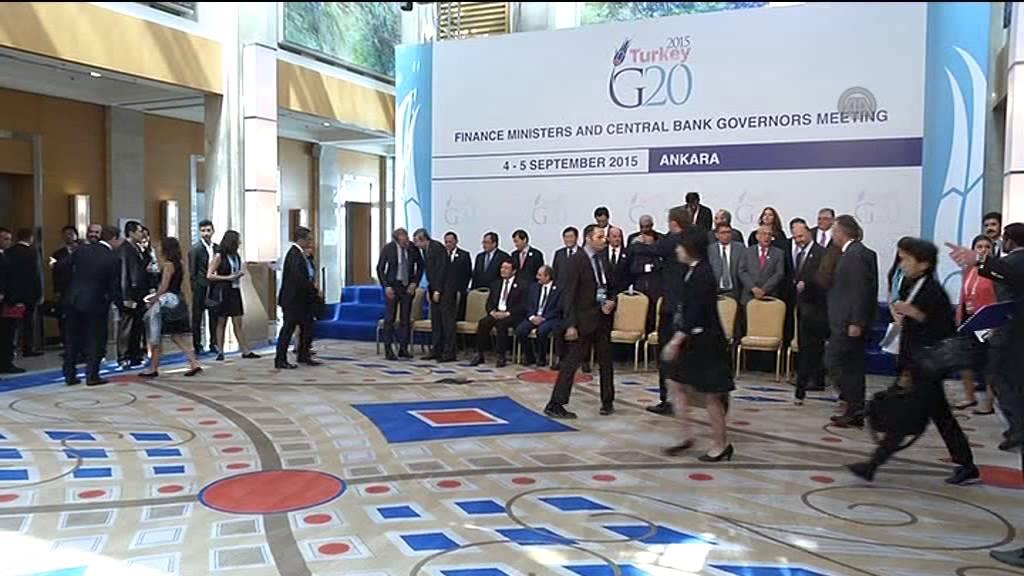 L'Unione europea al vertice del G20 a Antalya