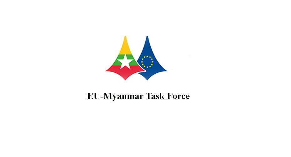 L'Unione europea con il Myanmar