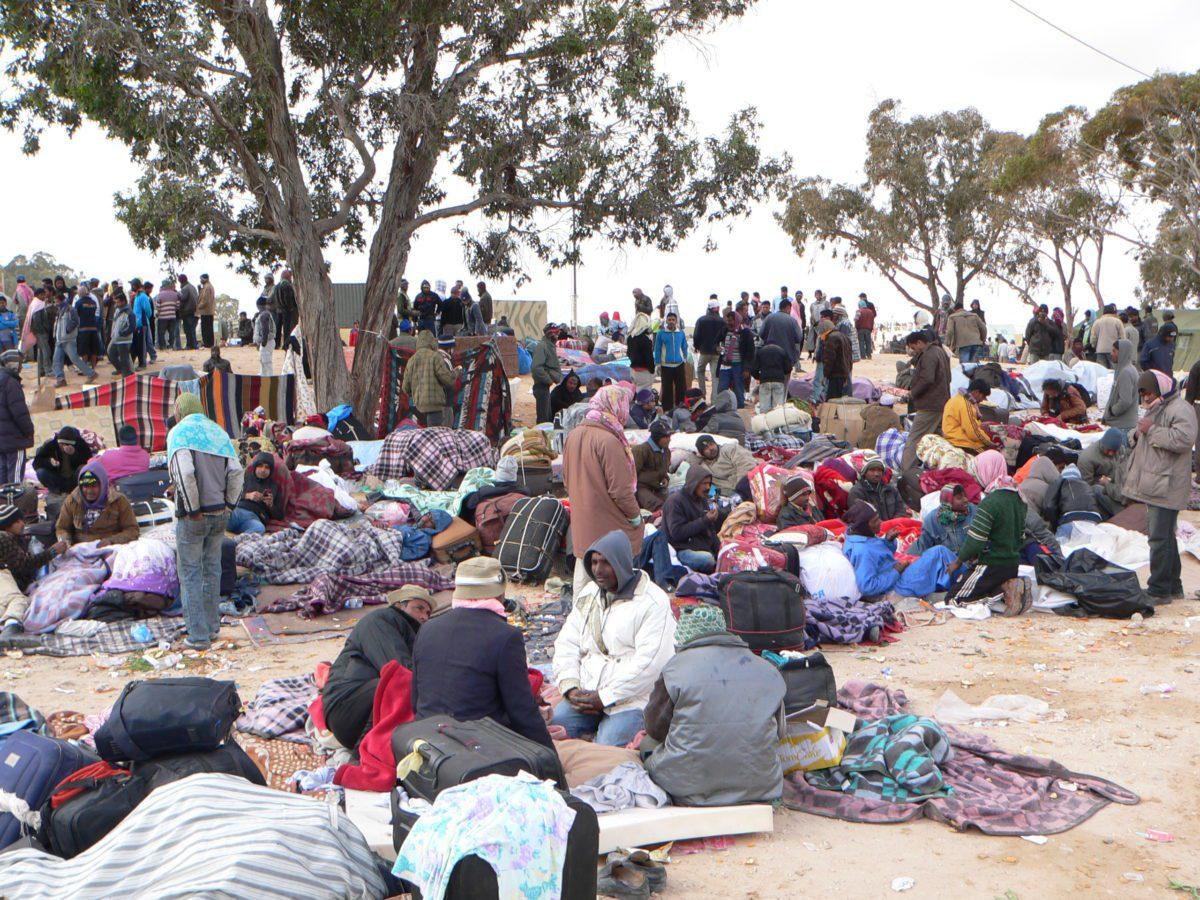 L'Unione Europea sulla crisi libica