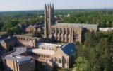 L'università si prende cura della fede degli studenti
