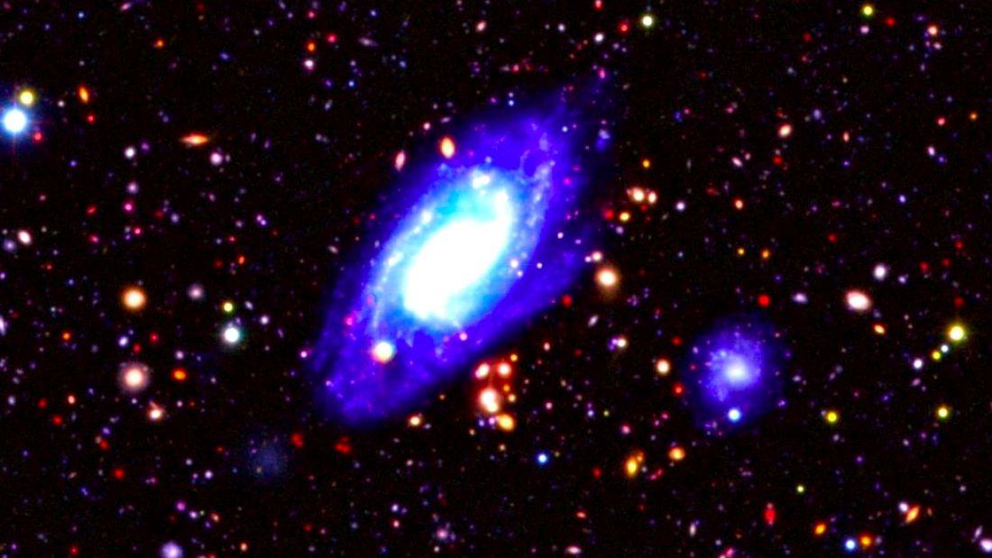 L'Universo a infrarossi