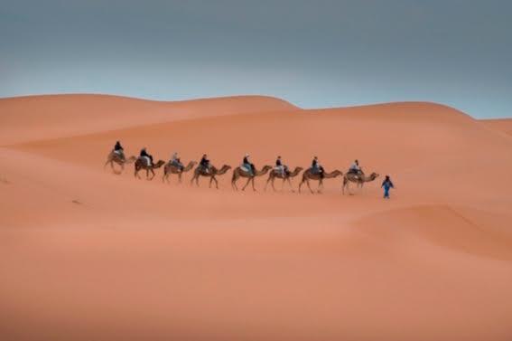 L'uomo nomade