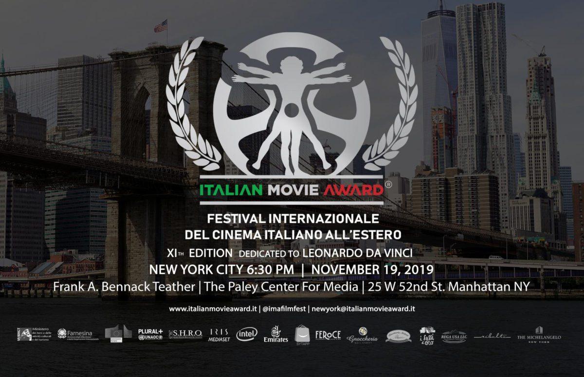 L'XI edizione del Italian Movie Award