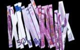 La banconota da cinquecento euro sarà eliminata