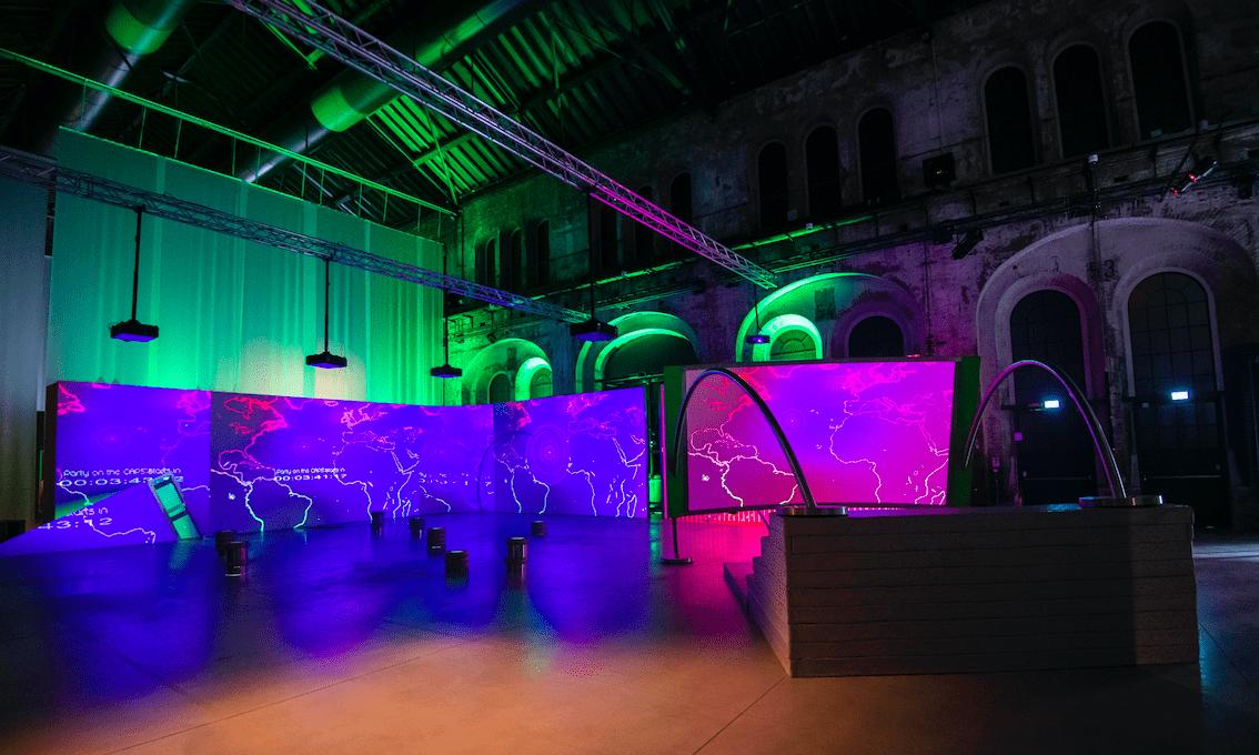 La Biennale de l'Image en Mouvement