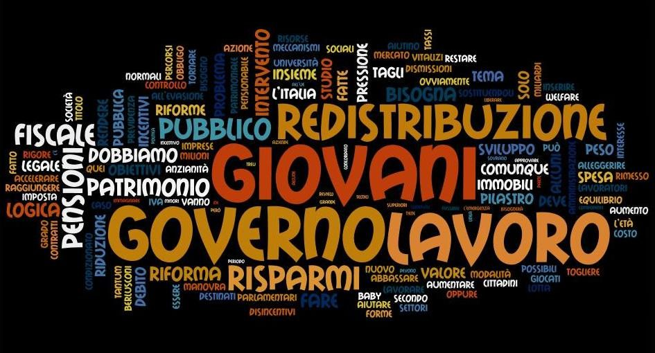 La Campania ed il nuovo regolamento sui tirocini