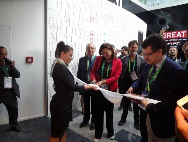 La Campania inaugura il padiglione Italia ad Expo 2017 Astana in Kazakistan