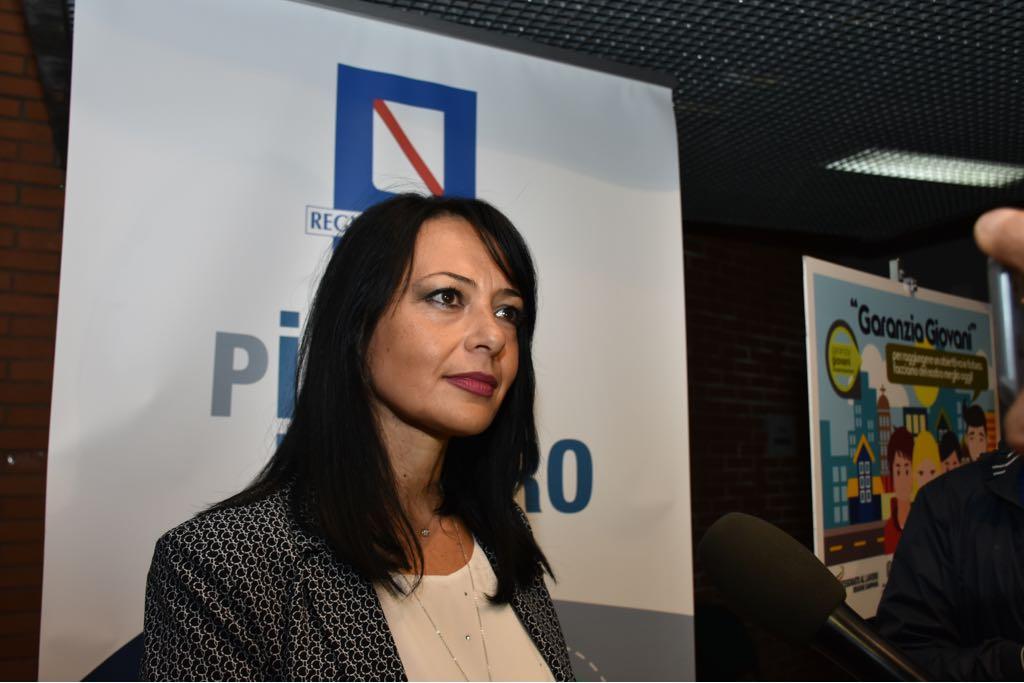 La Campania per i servizi del lavoro