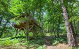 La casa sull'albero: un'idea vacanza originale