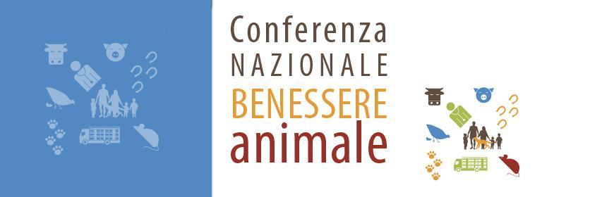 """La Conferenza Nazionale """"Benessere Animale"""""""