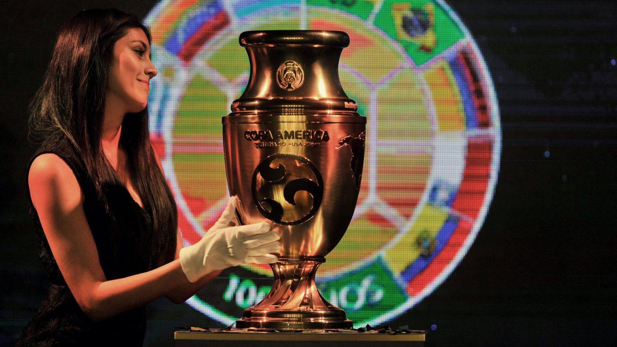 """La """"Copa América Centenario"""" ai blocchi di partenza!"""