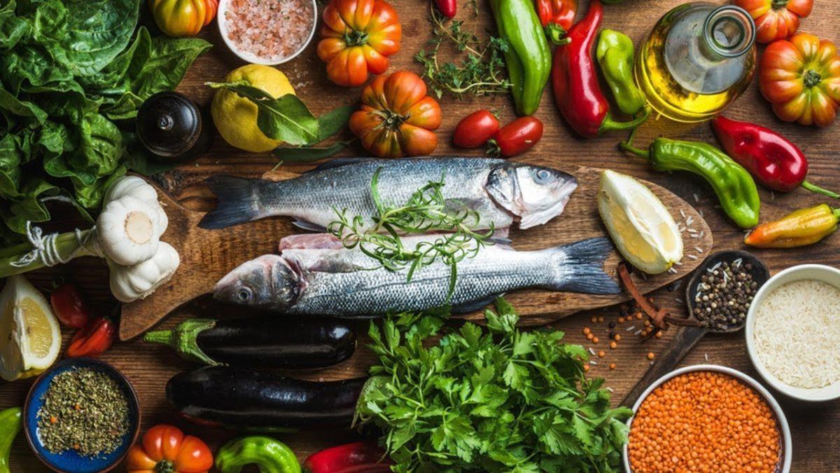La dieta mediterranea in cima alla classifica