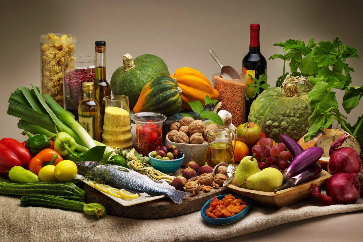 La dieta mediterranea va tutelata e diffusa