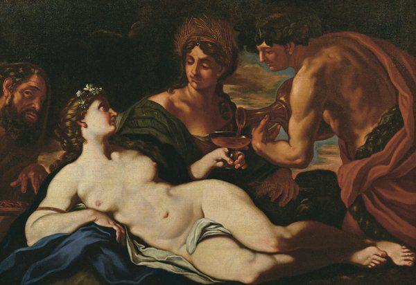 La doppia faccia di Dioniso