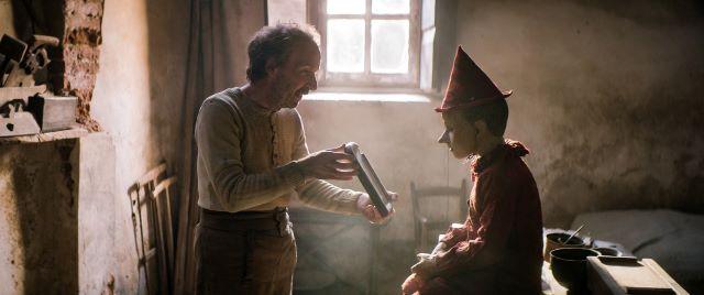 La favola di Pinocchio torna al cinema