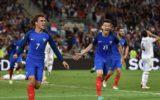 La Francia vola agli ottavi mentre la Slovacchia ha un super Hamsik