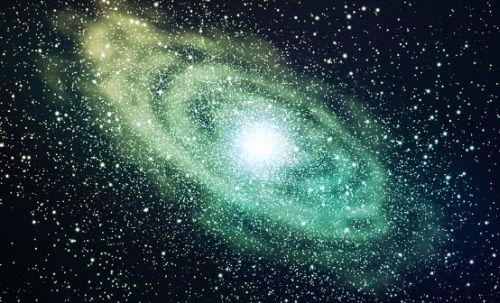 La galassia travestita