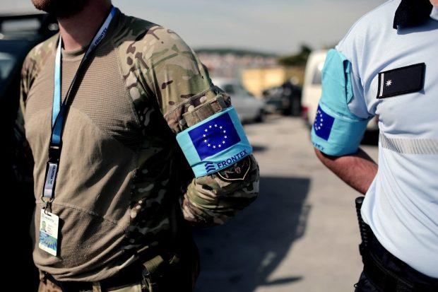 La guardia costiera di frontiera europea