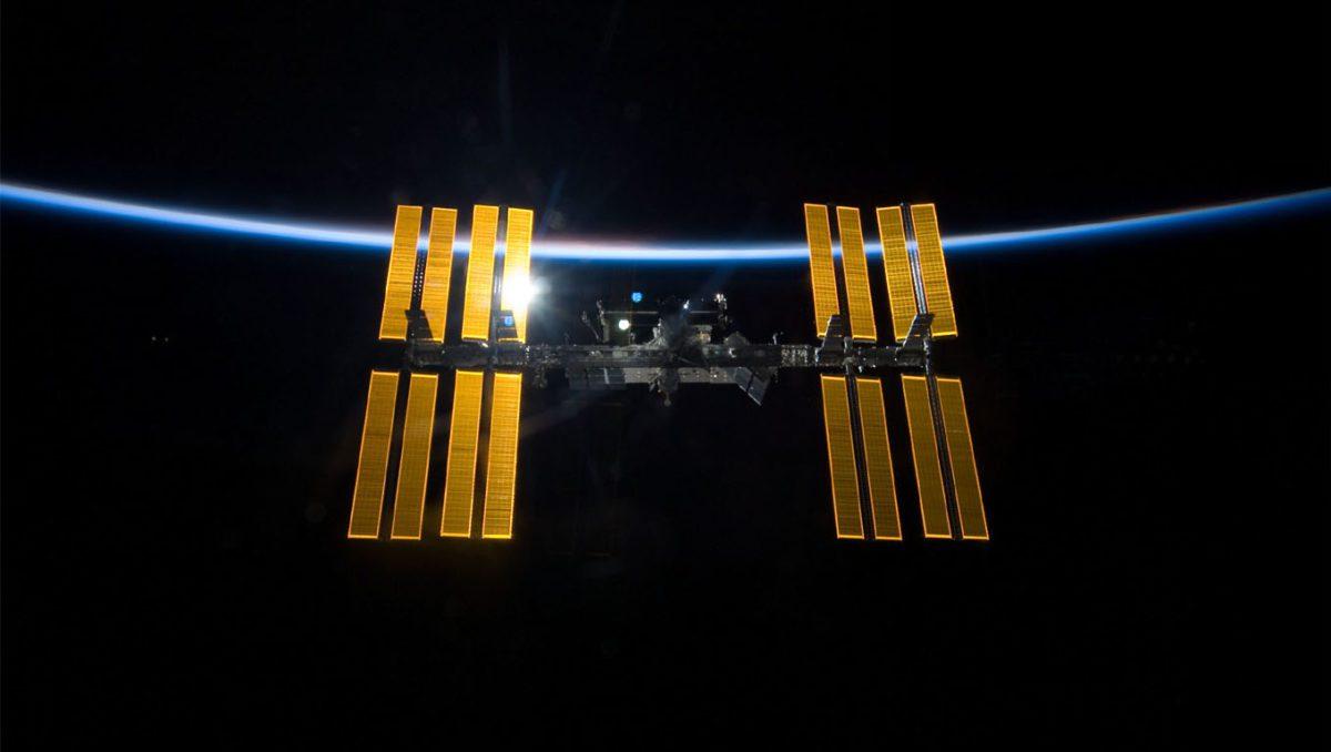 La ISS supera le cento mila orbite