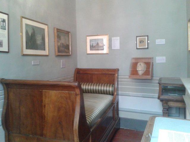 La Keats-Shelley House narra la storia di John Keats a Roma