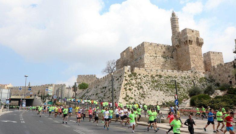 La Maratona di Gerusalemme