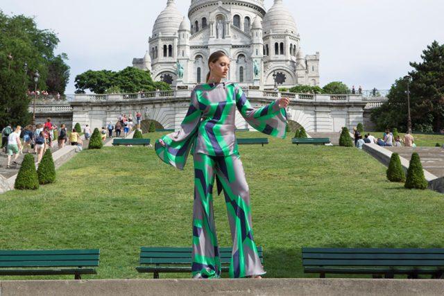 La moda italiana a Parigi