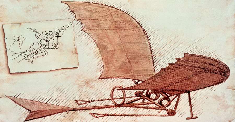 La mostra di Leonardo Da Vinci