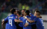 La Nazionale italiana di calcio scende in campo a sostegno della campagna Every One
