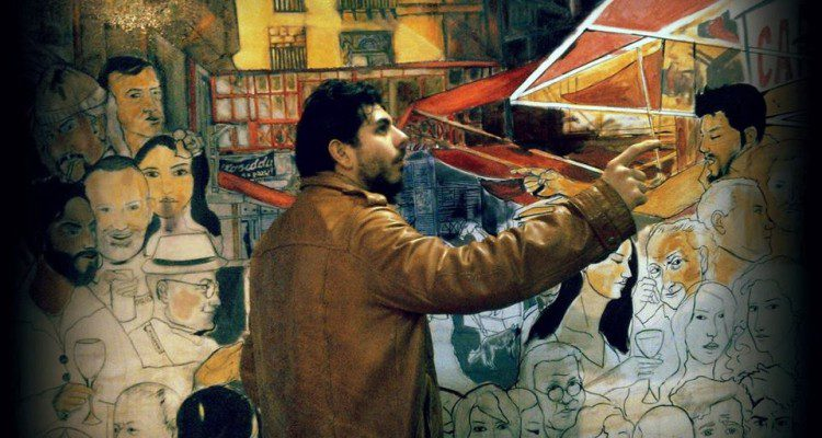 La pittura multiculturale di Mauro Di Girolamo