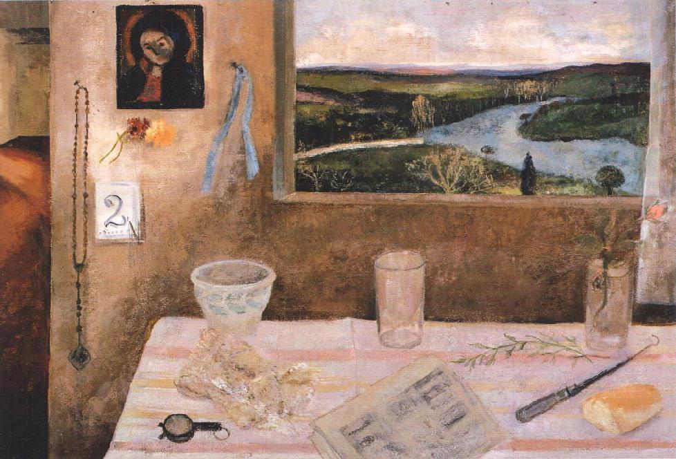 La poética entre abstracción y figuración