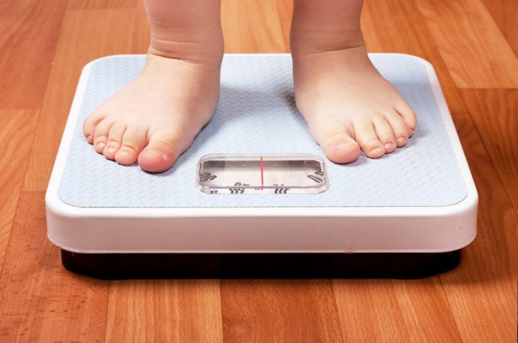 La popolazione in eccesso di peso è in aumento