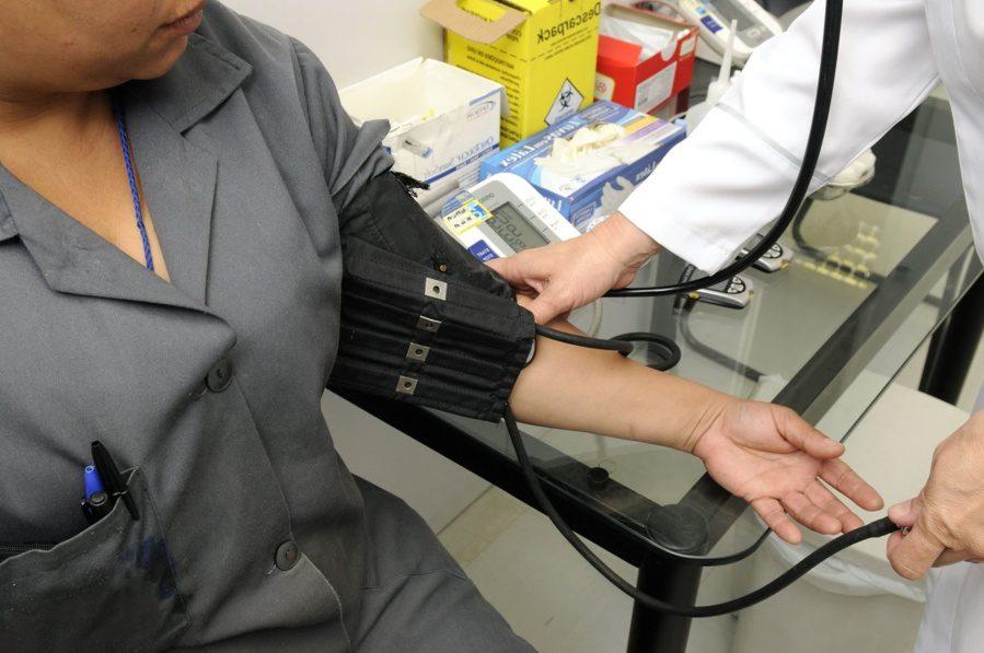 La pressione sanguigna e i cibi consigliati