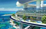 La prima città galleggiante ad energia solare
