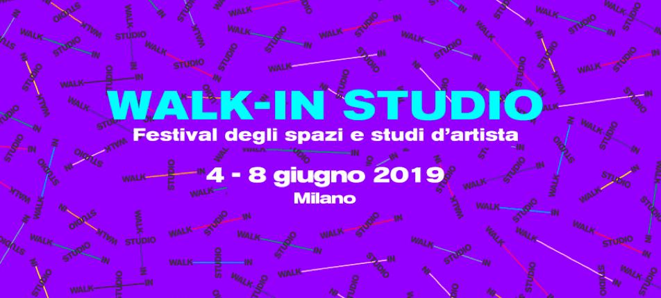 La prima edizione di Walk-In Studio