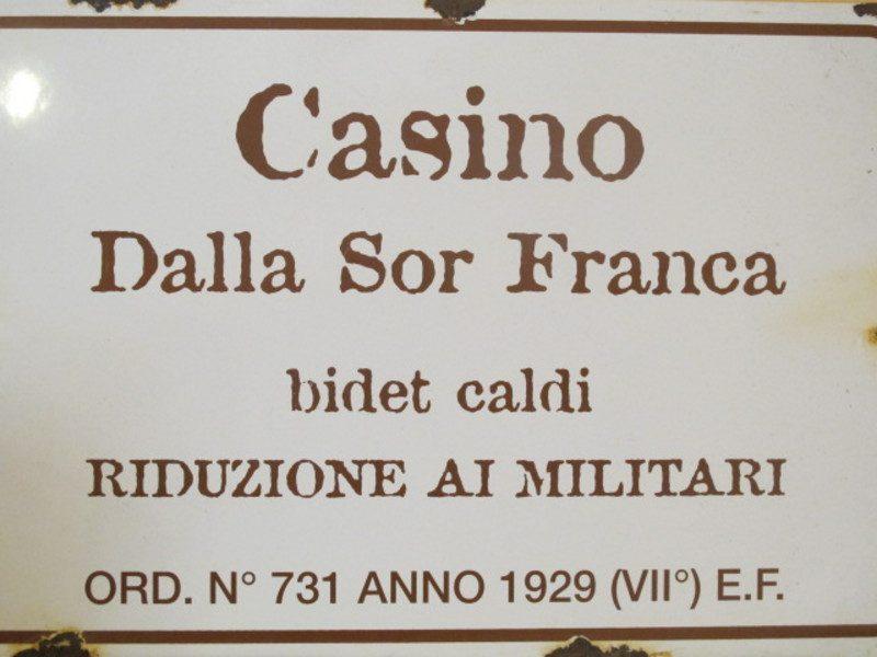 LA PROSTITUZIONE IN ITALIA: CIFRE