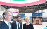 La regione Campania al World Travel Market di Londra