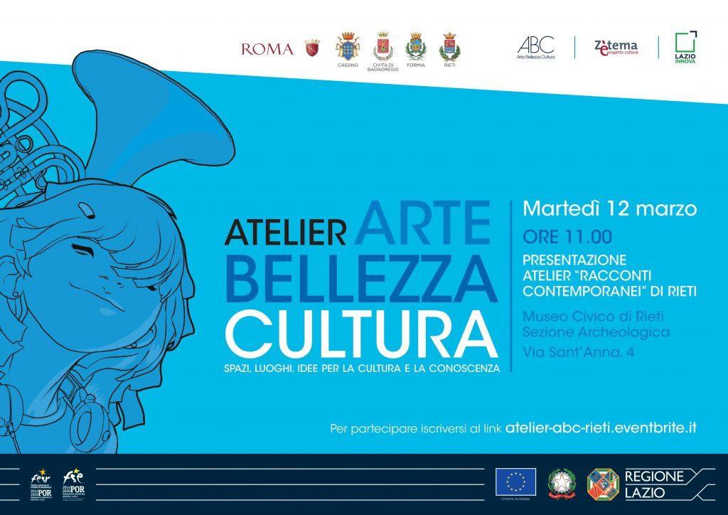 La Regione Lazio per l'Arte