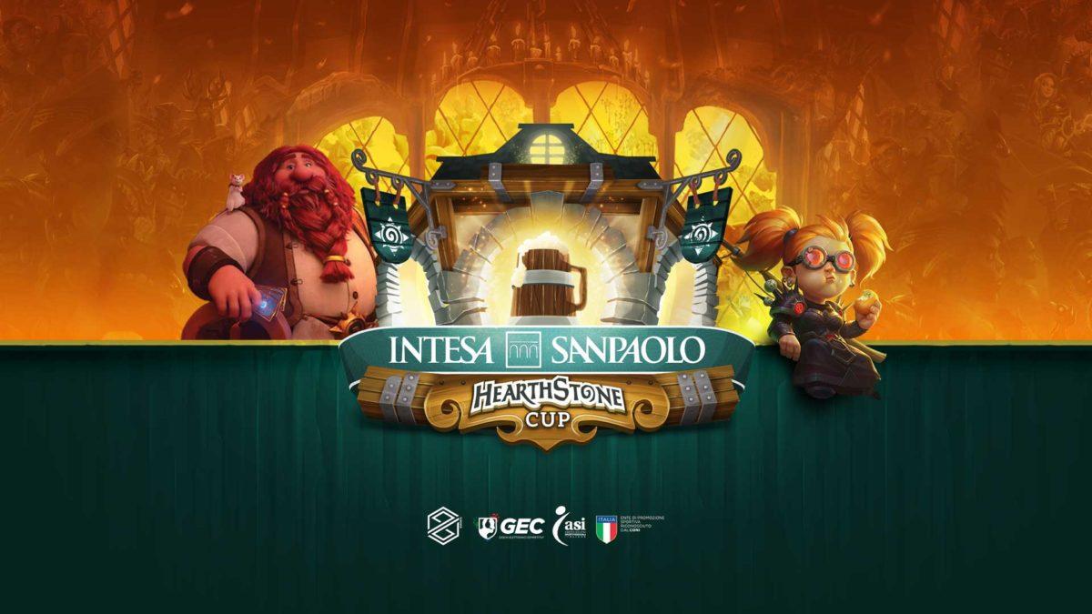 La seconda edizione dell'Intesa Sanpaolo Hearthstone Cup