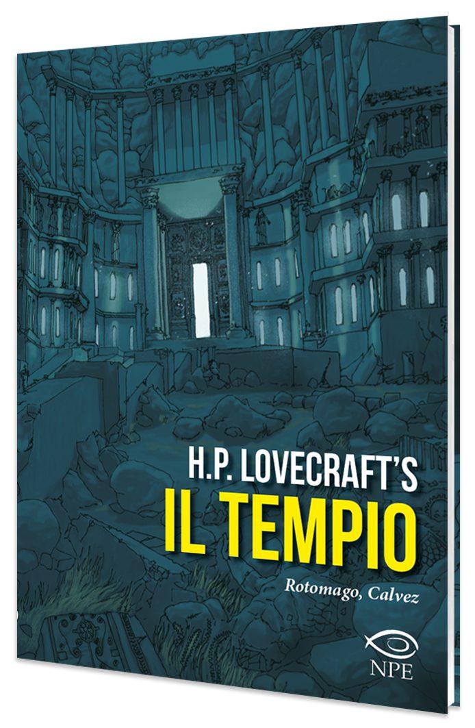 La seconda uscita della collana dedicata a H.P. Lovecraft