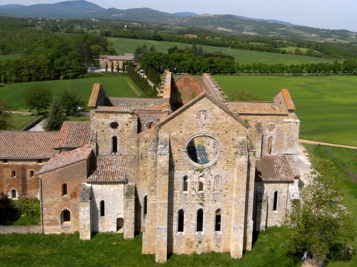 La Siena templare di san Galgano